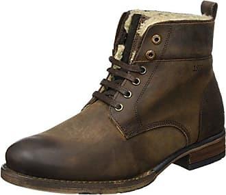 Sienno-AW, Zapatos de Cordones Derby para Hombre, Marrón (Tan,Brown 07), 43 EU Salamander
