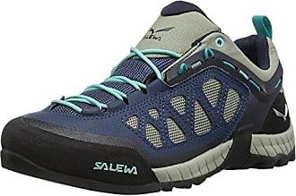 Salewa Ws Heelhook, Zapatillas de montaña Mujer, Verde (Grün (Juniper/Marsh 5851), 36.5 Salewa