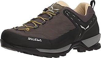 Salewa WS MTN Trainer, Chaussures de Randonnée Basses Femme, Marron (Walnut/Rose Brown 7510), 38.5 EU