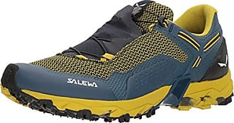 Salewa Ms Lite Train, Chaussures Multisport Outdoor Homme, Multicolore (Black/Kamille), 44.5 EU