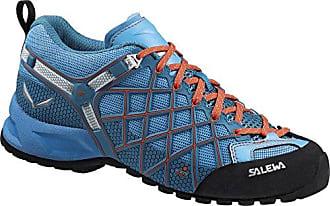 Salewa Wildfire Blau, Damen EU 42 - Farbe Magnet-Blue Fog Damen Magnet - Blue Fog, Größe 42 - Blau
