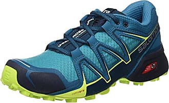 Salomon Femme Speedcross Vario 2 Chaussures de Trail Running, Bleu/Bleu Ciel (Hawaiian Surf/Aquarius/Mykonos Blue), Taille: 4