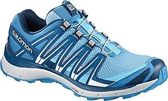Salomon Femme Wings Flyte 2 Chaussures de Course à Pied et Trail Running - Gris (Quarry/Dark Purple/Blue Bird), Pointure: 45 1/3