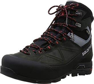 Salomon Damen Toundra Pro CSWP W Trekking-& Wanderstiefel, Schwarz (Phantom/Black/Amparo Blue 722), 41.5 EU