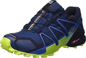 official photos 4a965 800a6 Salomon Femme Speedcross 4 GTX Chaussures de Trail Running, Imperméable,  Imperméable, Noir (