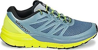 Salomon Sense Pro 2, Chaussures de Trail Homme, Multicolore (Indigo Bunting/Black/Snorkel Blue 000), 45 1/3 EU