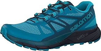 Salomon Sonic RA Pro Blau, Damen Trailrunning- & Laufschuh, Größe EU 36 2/3 - Farbe Deep Lagoon-Night Sky-Blue Curacao Damen Trailrunning- & Laufschuh, Deep Lagoon - Night Sky - Blue Curacao, Größe 36 2/3 - Blau