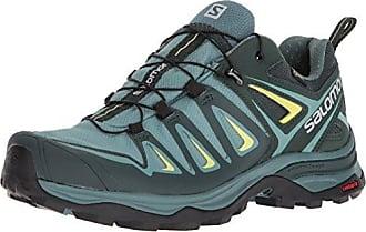 Salomon Quest Prime GTX, Chaussures de Randonnée Hautes Homme, Vert (Swamp/Night Forest/Titanium 000), 42 2/3 EU