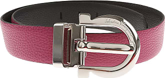 Womens Belts On Sale in Outlet, Sangria, Calf Leather, 2017, 34 inches - 85 cm 36 inches - 90 cm 38 inches - 95 cm 40 inches - 100 cm Salvatore Ferragamo