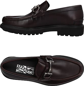 Salvatore Ferragamo FOOTWEAR Loafers su YOOXCOM