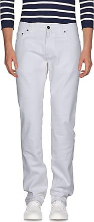 17cm Denim Mixed Cotton Jeans Spring/summer Salvatore Ferragamo