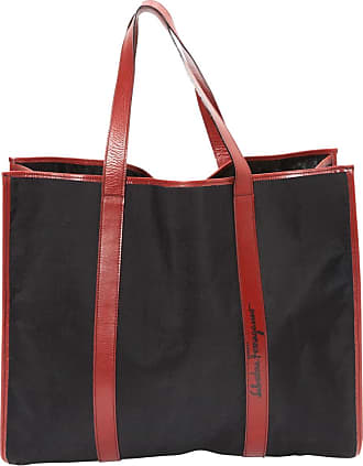 Salvatore Ferragamo Pre-owned - Cloth tote