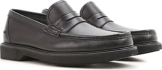 Loafers for Men On Sale in Outlet, Marine, Leather, 2017, 9.5 Salvatore Ferragamo