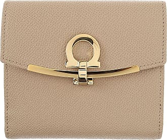 Wallet for Women On Sale, Mastic, Leather, 2017, One size Salvatore Ferragamo