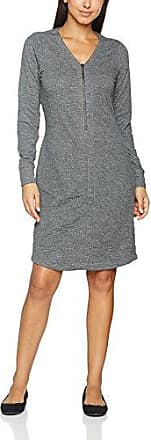 Cecil 140571, Vestido para Mujer, Gris (Dark Silver 30126), X-Small