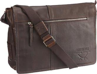 Unisex-Erwachsene Messenger Bag Umhängetasche Sansibar