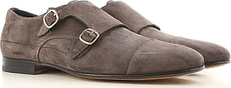 Monk Strap Shoes for Men On Sale, Midnight, Leather, 2017, 10 11 5 6 6.5 7 7.5 8.5 9 9.5 Santoni