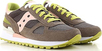 Sneakers for Women On Sale, Grey, suede, 2017, US 5 (EU 36) US 7 (EU 38) Saucony