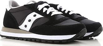 Sneakers for Women, Black, Suede leather, 2017, US 8 (EU 39) US 9 (EU 40) US 10.5 (EU 41) Saucony