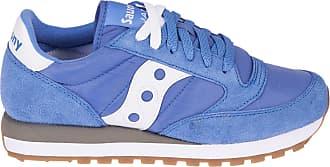 Sneakers Jazz di Saucony Azzurra e Bianca Colore:442