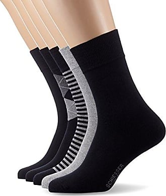 Mens Socks pack of 5 Schiesser