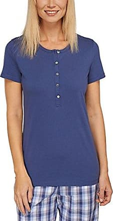 Womens Mix & Relax Shirt 1/4 Arm146781 Pyjama Top Schiesser