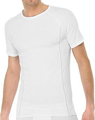 Mens Rundhals T-shirt Sport Allround 135291 Vest Schiesser