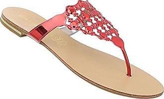 Damen Schuhe Sandalen Zehentrenner Zehensandale Badelatschen Sommer Hausschuhe Zehentrenner Outdoorschuhe Schwimmbadschuhe Strandschuhe Weiß 39