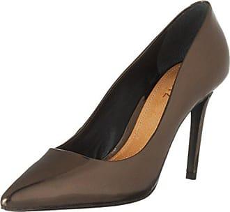 Women Shoes, Escarpins Peep-Toe Femme - Marron - Marron (Bronze)Schutz