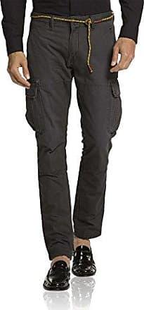 15040880010-Pantalones Hombre, gris (antra 95) W31/L34 Scotch & Soda