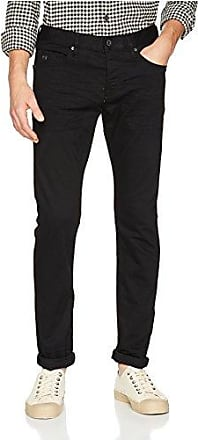 Ralston, Vaqueros Slim para Hombre, Negro (Stay Black 1362), W29/L34 Scotch & Soda