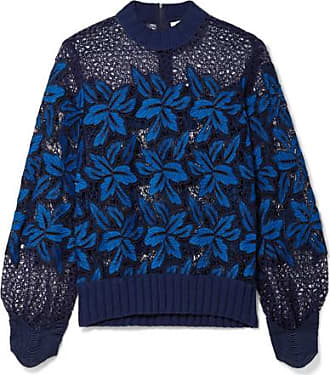 Sea Woman Fil Coupé-paneled Cotton-terry Hooded Sweatshirt Black Size L Sea New York