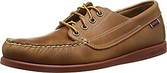 Zapatos marrones SEBAGO Marrone para hombre