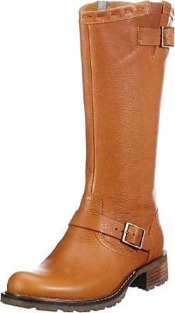 Ilse Jacobsen Damen Gummistiefel Hoch, RUB1, Bottes en Caoutchouc Femme - Orange (333 Light Brick), 40 EU