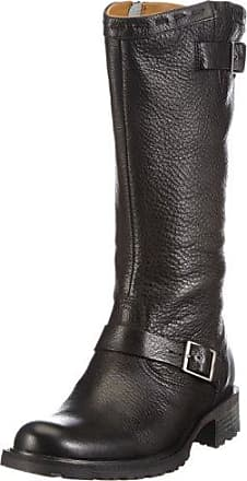 Head Over HeelsTullulah - Botas de Equitación Mujer, Color Negro, Talla 38