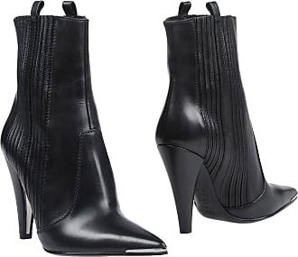 S7402, Bottines Femme, Noir (Black Cam.Ner+CF), 38 EUSebastian