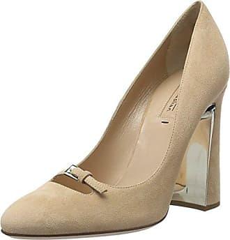 Aldo Kolito, Zapatos de Tacón para Mujer, Beige (Natural/35), 38.5 EU
