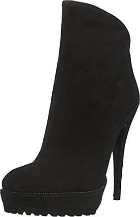 Sebastian S7126, Zapatillas de Estar por Casa para Mujer, Negro, 39 EU