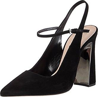 Jycx15pr21-1 - Zapatos de Tacón Mujer, Color Negro, Talla 36 EU Giudecca