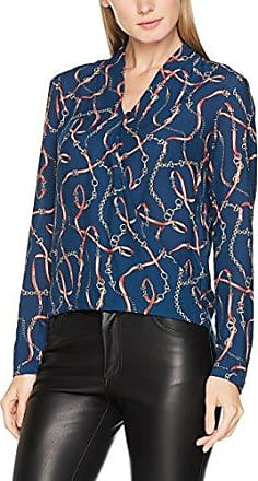 Fashion-Bluse 1/1-Lang, Blouse Femme, Multicolore (Taupe 25) FR: 38 (Taille Fabricant: 36)Seidensticker