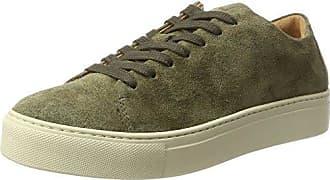 Selected Femme Sfdonna Suede New Sneaker, Zapatillas para Mujer, Multicolor (Vineyard Wine), 39 EU