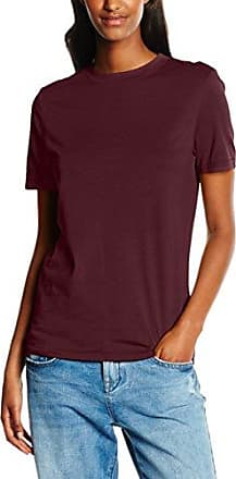 Sfmy Perfect SS Tee-Box Cut Color, T-Shirt Femme, Violet (Mauve Wine Mauve Wine), 38 (Taille Fabricant: Medium)Selected