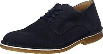 Selected Shhronni Light Boot Noos, Botas Desert para Hombre, Azul (Navy Blazer), 41 EU