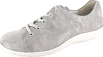 Semler Nele, Sneakers Basses Femme, Grau (017 - Grigio), 37.5