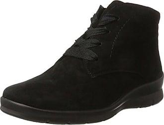 Semler Xenia, Zapatos de Cordones Brogue para Mujer, Gris (Perle 015), 37.5 EU