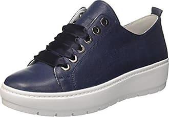 Semler R5013-041-001, Sneaker donna, Noir - Schwarz (schwarz 001), 37
