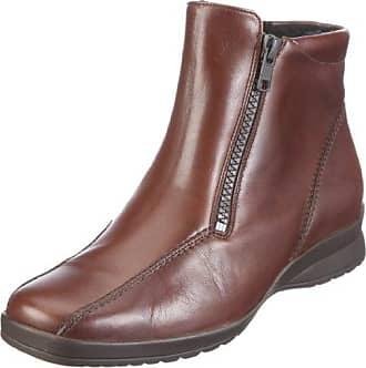 Frye Mindy Chukka, Chaussures de randonnée tige basse femme - Marron (Whs), 37.5 EU (7.5 US)Frye