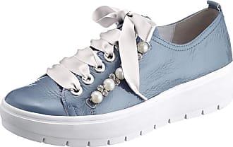 Chaussures En Dentelle Blanche Semler Semler