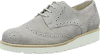 Semler Elena - Brogue Lace Up Brogues, Color Beige, Talla 41 1/3