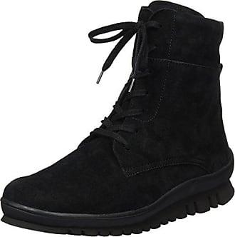 Elena-G1/2, Zapatillas de Estar Por Casa para Mujer, Negro-Negro (001 Negro), 40 UE Semler